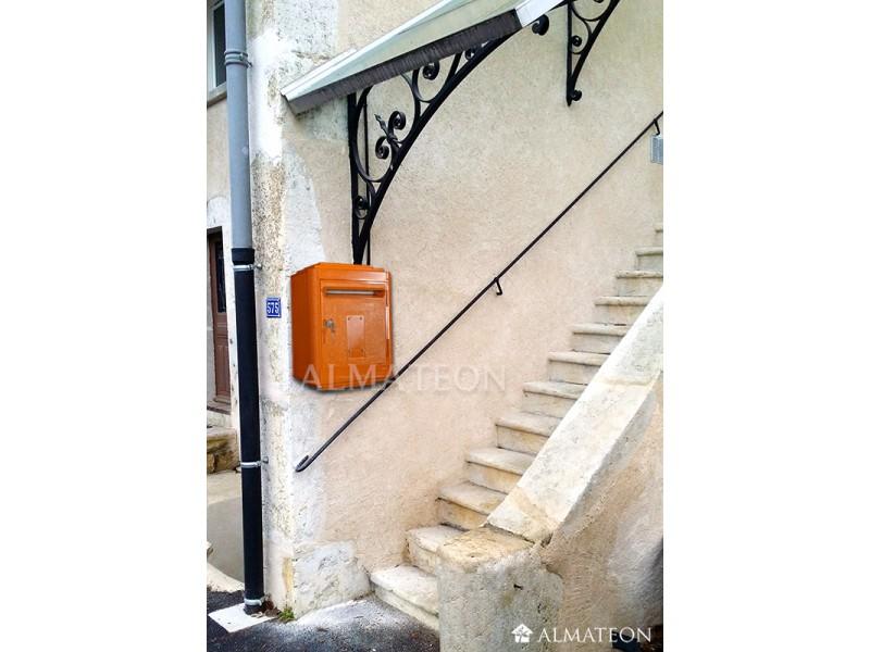 Boites aux lettres officielle de la poste orange almateon grand format - Boites aux lettres la poste ...