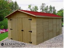 Opération grandes vacances votre Garage Panneau en bois massif d'épaisseur 16 mm de 15,60 m2