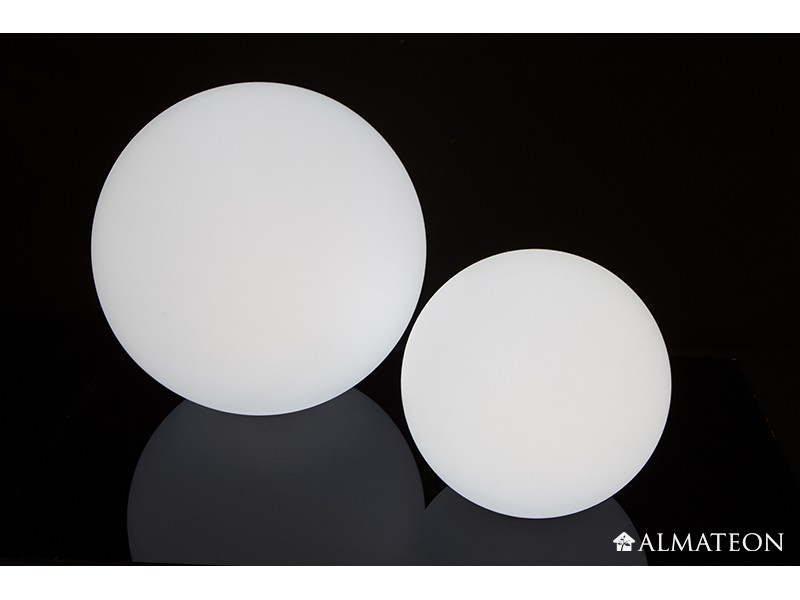 lampe led sans fil ball almateon. Black Bedroom Furniture Sets. Home Design Ideas