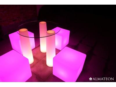 Lampe à LED sans fil CUBE