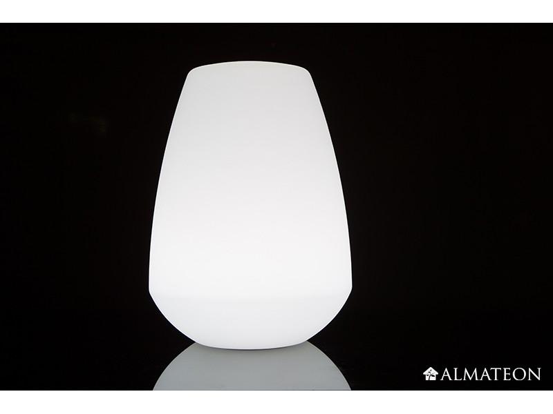 lampe led sans fil lanterne almateon. Black Bedroom Furniture Sets. Home Design Ideas