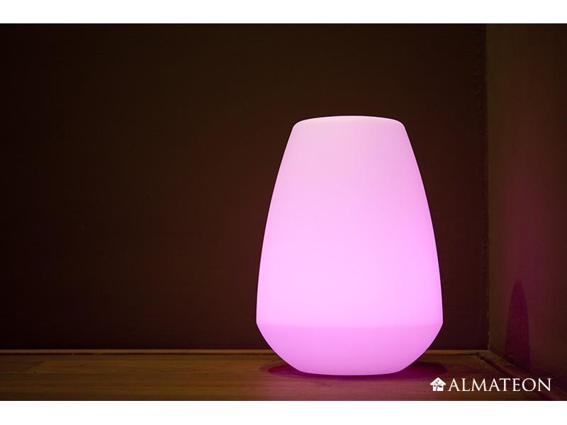 Lampe led sans fil lanterne almateon - Lampe exterieure sans fil ...