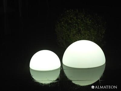 Lampe à LED sans fil HALFBALL