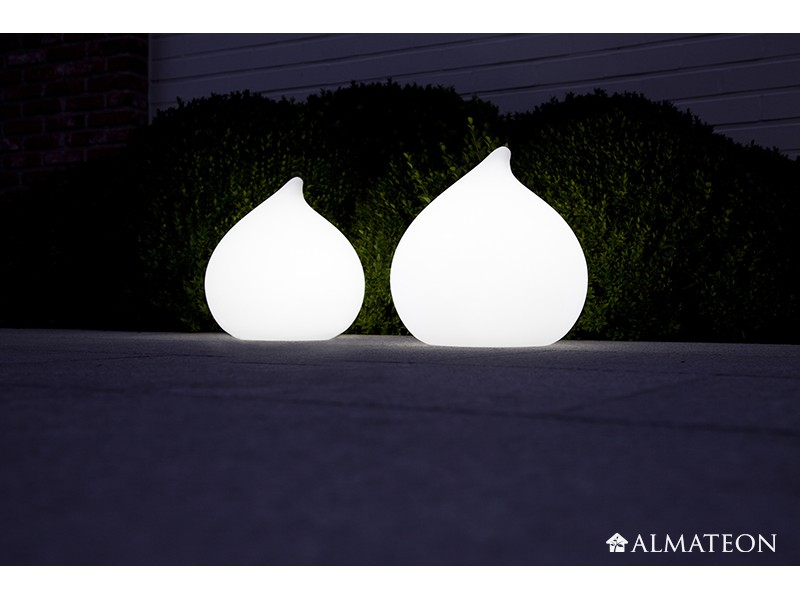 lampe led sans fil teardrop almateon. Black Bedroom Furniture Sets. Home Design Ideas