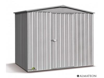 Abri en metal 4.75 m² Fraser - Garantie : 20 ans
