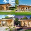 En avant-première chez ALMATEON, la nouvelle gamme 2022 d'abris de jardin DOMEO