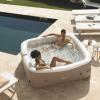 SPA Elite gonflable Ubbink Infinite 2 places avec couchettes intégrées