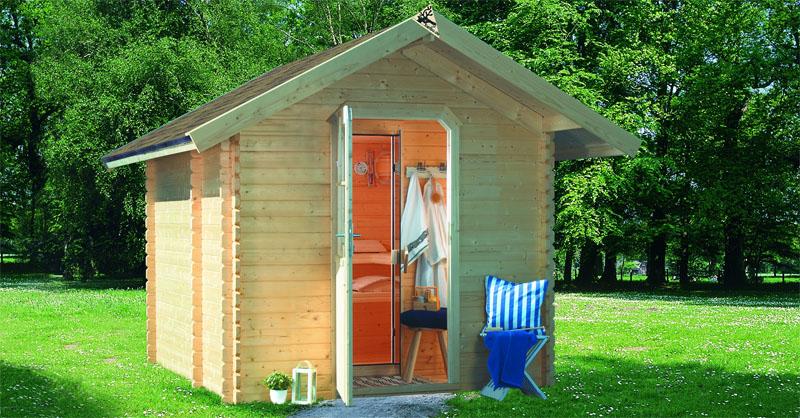 Pour l hiver tentez l exp rience du sauna en ext rieur for Sauna exterieur occasion