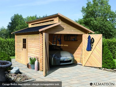Carport ou garage blog almateon for Imposition garage ou abri de jardin