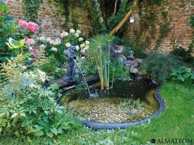 Hiver 7 astuces pour prot ger le jardin du gel blog for Bache pour bassin grande taille