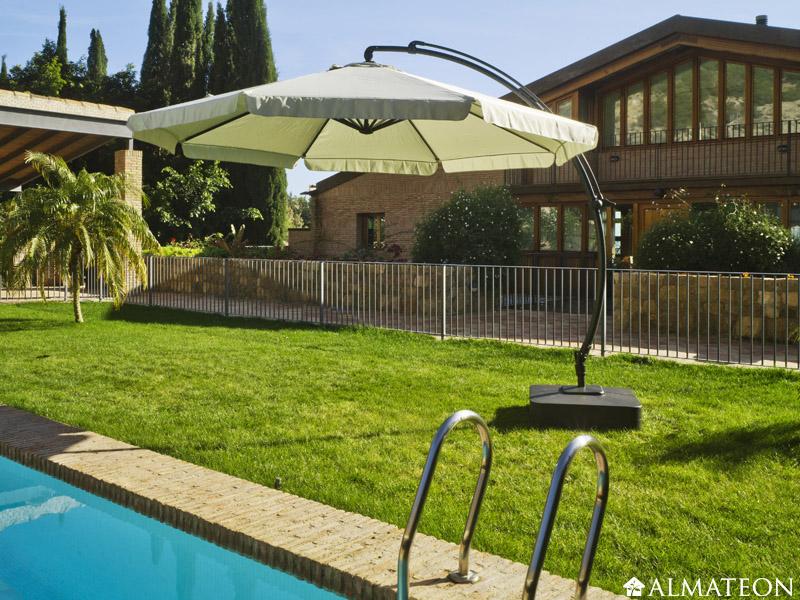 Le printemps arrive prot gez vous du soleil blog almateon for Portent un parasol dans les jardins