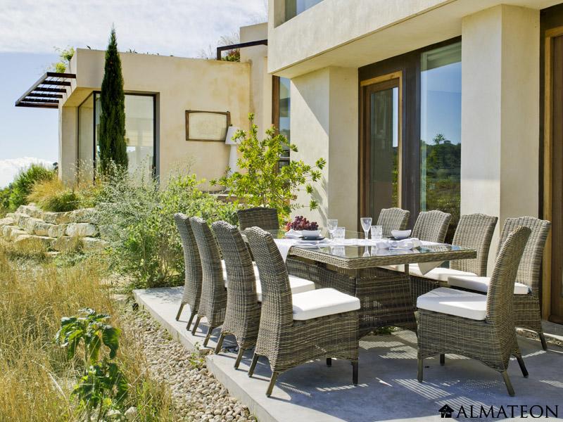Salon de jardin lounge et bain de soleil : les éléments ...