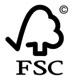 Almateon s'engage à proposer des produits au label FSC