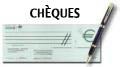Paiement par chèque - Almateon