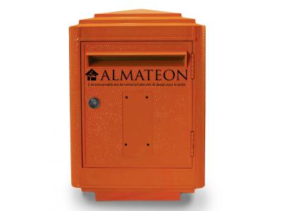 boites aux lettres officielle de la poste orange almateon. Black Bedroom Furniture Sets. Home Design Ideas