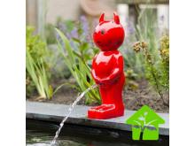 Fontaine BOY DEMON - Rouge (Petit modèle)
