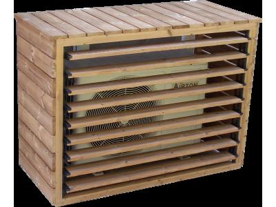 NOUVEAU votre cache climatiseur extérieur en bois