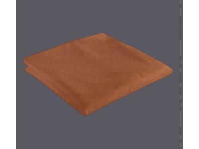 Bâche en polyester de 140gr/m2 pour pergola PER 4030 GR et PER 4030 WR coloris rouille