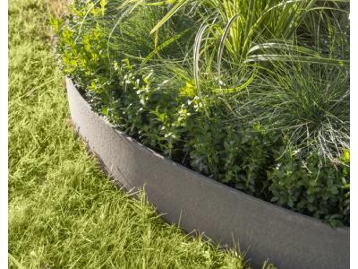 Economique BorderFix idéal petit jardinet (bordure multi usage) rouleau de 15 M x H14 cm épaisseur 7 mm spécial WEB