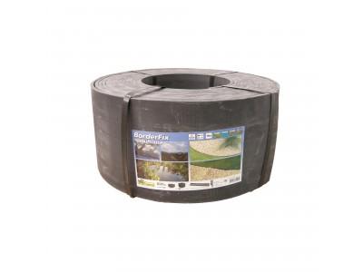 Economique BorderFix idéal petit jardinet (bordure multi usage) rouleau de 15 M x H19 cm épaisseur 7 mm spécial WEB