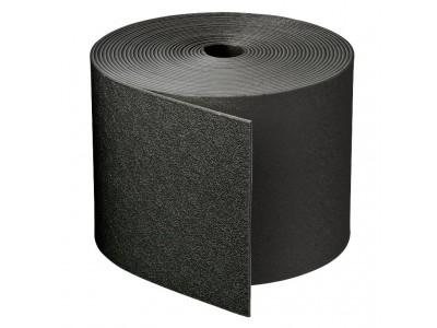 Bordure coloris noir multi usage Borderfix rouleau de 10M x H15 cm épaisseur 3mm