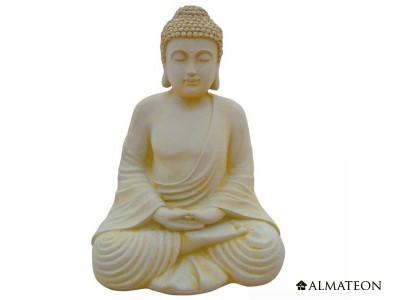Statue en béton Bouddha Hindou, Hauteur 50 cm