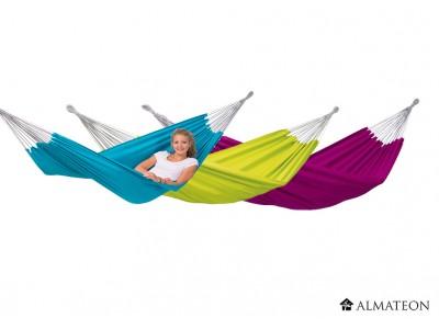 Hamac Florida en coton et polyester - 3 couleurs